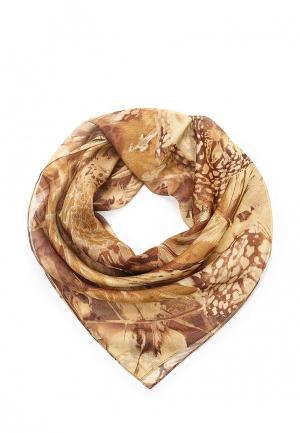 Платок Venera. Цвет: коричневый
