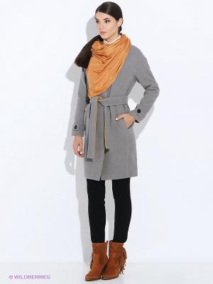 Пальто DOCTOR E. Цвет: серый, горчичный
