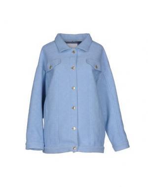 Куртка GAëLLE Paris. Цвет: небесно-голубой