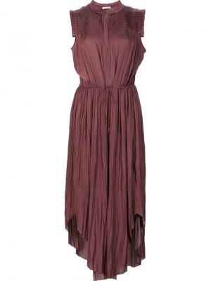 Tullia dress Ulla Johnson. Цвет: красный