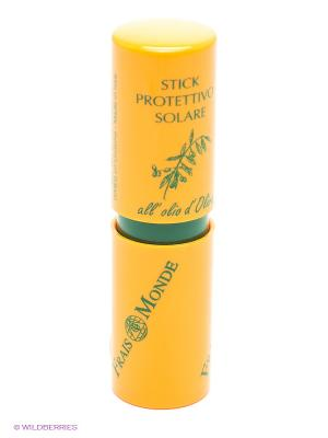 Гигиеническая губная помада для защиты от солнца Frais Monde. Цвет: прозрачный