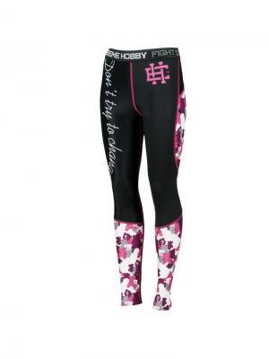 Тайтсы Extreme Hobby TM. Цвет: розовый