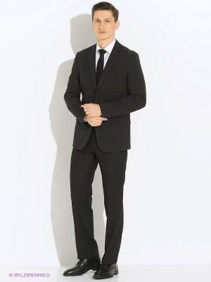 Пиджак ABSOLUTEX. Цвет: антрацитовый, темно-зеленый, черный