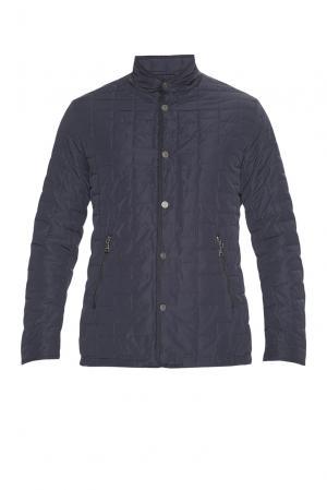 Утепленная куртка 181598 Vivacana. Цвет: синий