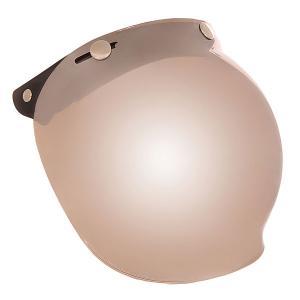Линза для маски  Mashman Bubble Shield Chrome Electric. Цвет: серый