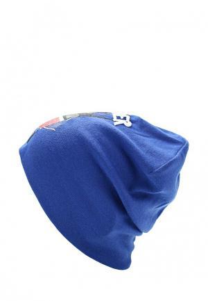 Шапка Modis. Цвет: синий