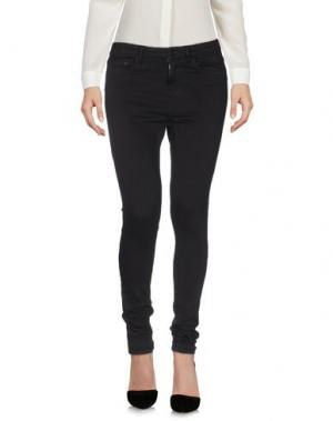 Повседневные брюки WÅVEN. Цвет: черный