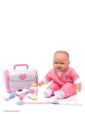 Кукла JC Toys. Цвет: розовый