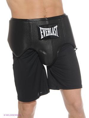 Бандаж Velcro Top Pro Everlast. Цвет: черный