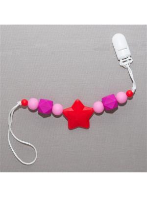 Игрушка-подвеска Краски лета. Цвет: малиновый, красный, розовый