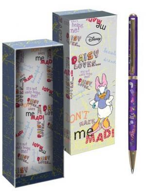 Подарочная ручка Disney Дэйзи Дак. Цвет: фиолетовый