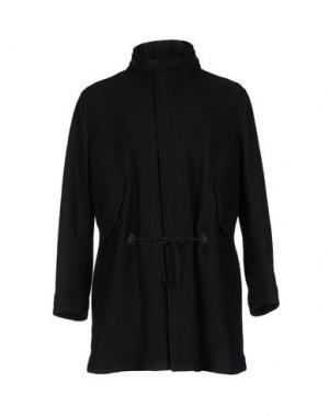 Пальто DEPARTMENT 5. Цвет: черный
