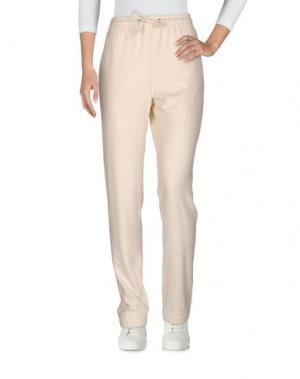 Повседневные брюки COLOMBO. Цвет: слоновая кость