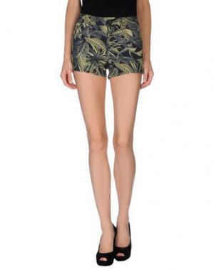 Повседневные шорты EMMA COOK. Цвет: черный