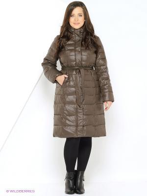 Пальто OSTRICH. Цвет: бронзовый