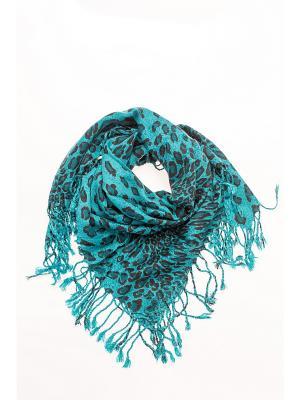 Платок Shapkoff. Цвет: морская волна