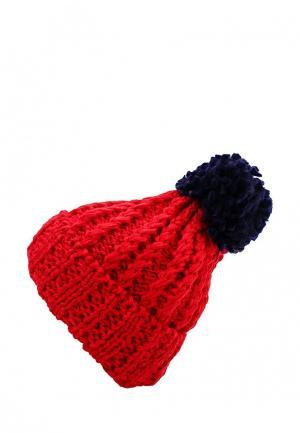 Шапка Vitacci. Цвет: красный