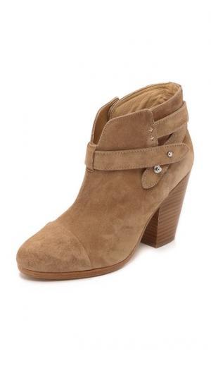 Ботинки Harrow Rag & Bone. Цвет: верблюжий