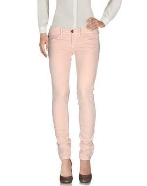 Повседневные брюки KILLAH. Цвет: розовый