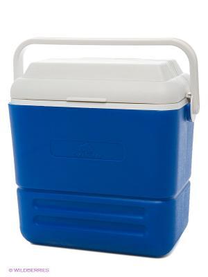 Изотермический контейнер, 16л GREENWOOD. Цвет: синий, белый