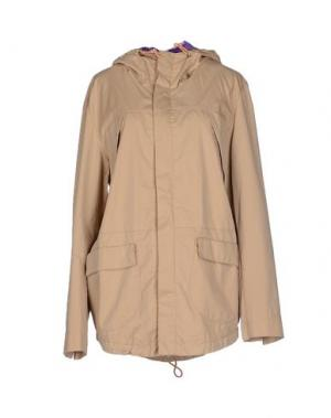 Куртка NOVEMB3R. Цвет: песочный