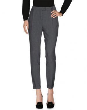 Повседневные брюки PIU' &. Цвет: серый