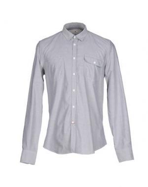 Pубашка MACCHIA J. Цвет: светло-серый