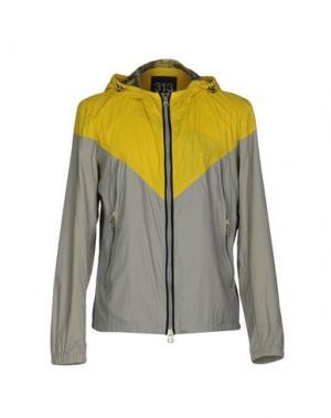 Куртка 313 TRE UNO. Цвет: желтый