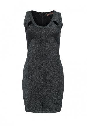 Платье QED London. Цвет: зеленый