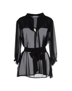 Блузка ANGELA MELE MILANO. Цвет: черный