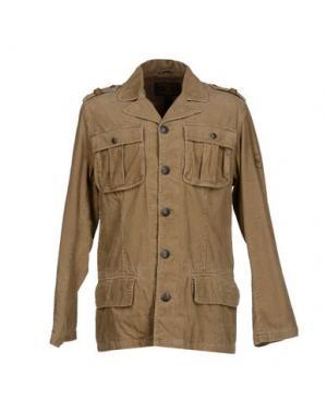 Куртка POLO JEANS COMPANY. Цвет: верблюжий