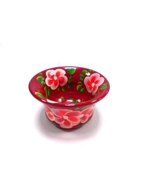 Тарелка декоративная Taowa. Цвет: красный