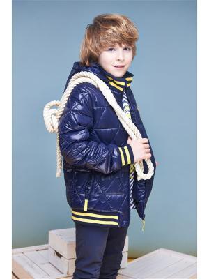 Куртка I love to dream. Цвет: синий