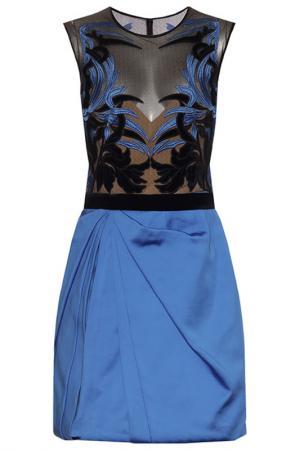 Платье Zuhair Murad. Цвет: синий