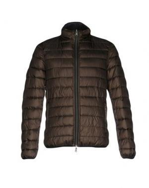 Куртка DIMATTIA. Цвет: стальной серый
