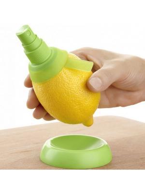 Насадки-пульверизаторы для извлечения сока из цитрусовых фруктов BRADEX. Цвет: салатовый
