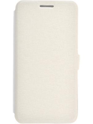 Чехол-книжка для Alcatel 5015D POP3 PRIME book. Цвет: белый
