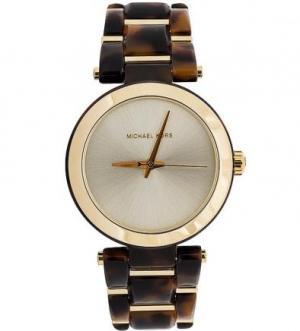 Часы с браслетом из пластика Michael Kors