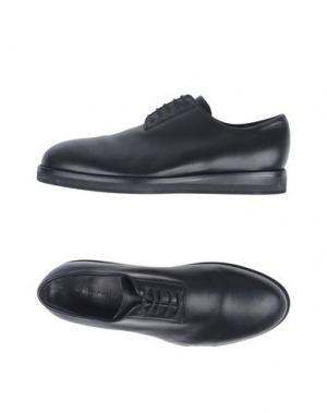 Обувь на шнурках UMIT BENAN. Цвет: черный