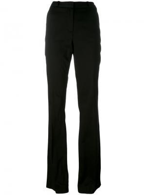 Расклешенные брюки Capucci. Цвет: чёрный