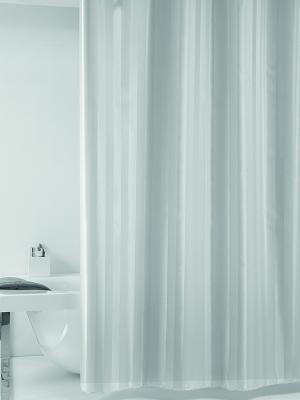 Штора д/ванн 180х200 Rigone сер. (шт.) Bacchetta. Цвет: светло-серый