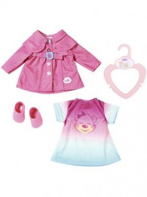 Игрушка my little BABY born Комплект одежды для прогулки, 32 см, веш. ZAPF. Цвет: розовый