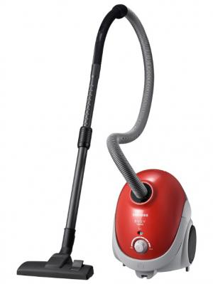 Пылесос Samsung SC5251 1800Вт красный. Цвет: красный