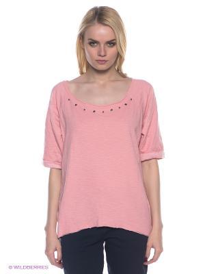 Туника E.A.R.C.. Цвет: розовый