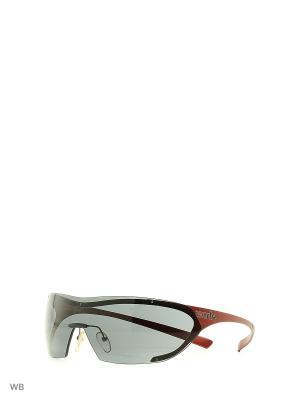 Солнцезащитные очки RH 740 04 Zerorh. Цвет: бордовый
