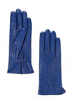 Перчатки Furla. Цвет: синий