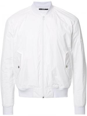 Куртка-бомбер Paper Hl Heddie Lovu. Цвет: чёрный
