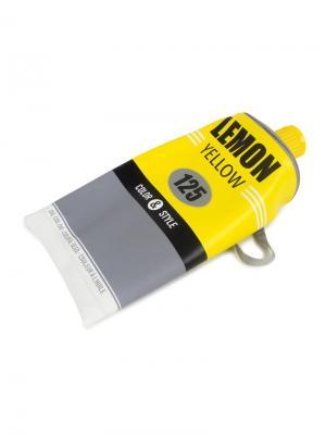 Сумочка Color & Style желтая Balvi. Цвет: черный,серый,желтый