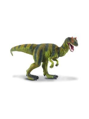 Аллозавр, L  15,5 см Collecta. Цвет: зеленый