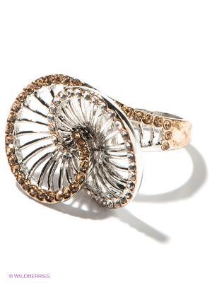 Кольцо Migura. Цвет: золотистый, серебристый